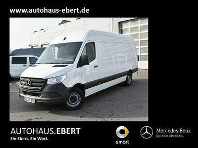 gebraucht Mercedes Sprinter 317 CDI KA Hoch Lang MBUX Navi CAM Holz