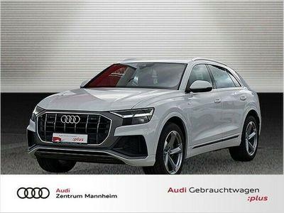 gebraucht Audi Q8 50 3.0 TDI quattro tiptronic