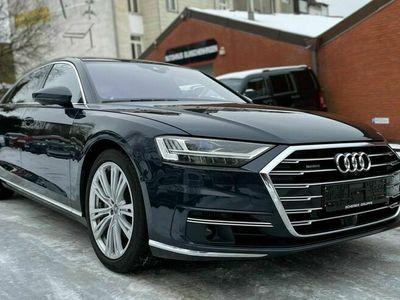 gebraucht Audi A8L 50TDI B&O3D*MATRIX*BUISSNES'IM KUNDENAUFTRAG als Limousine in Kiel