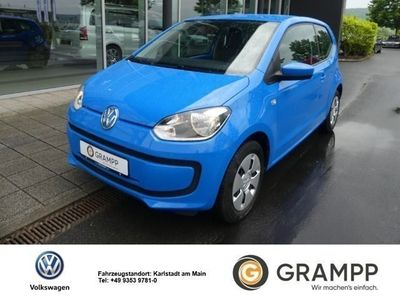 gebraucht VW up! move +Radio+Klima