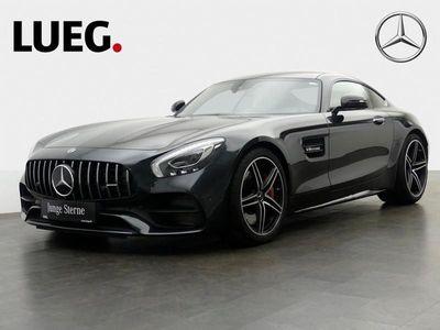 gebraucht Mercedes AMG GT C COM+Pano+Mem+Burm+PerfSz+ Designo