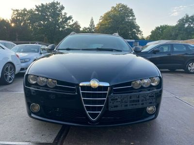 gebraucht Alfa Romeo 159 Alfa1.9 JTDM*KLIMATRONIK*ALUS*PDC*6 GANG*