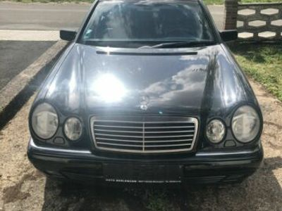gebraucht Mercedes E240 Mercedes Benz