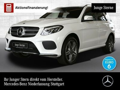 gebraucht Mercedes GLE400 4MATIC
