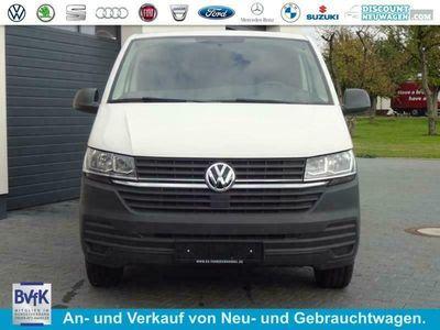 gebraucht VW Transporter 6.1 Kastenwagen Plus TL KR 2,0 TDI BMT DSG 150KW 4 Jahre