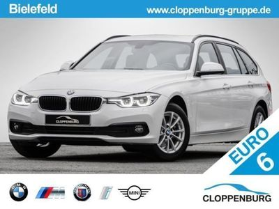 second-hand BMW 320 d Touring Advantage Aut LED Alarmanlage