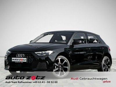 gebraucht Audi A1 Sportback advanced 25 TFSI LED Optik schwarz Sp