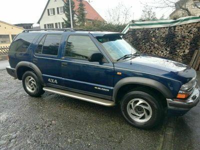 gebraucht Chevrolet Blazer 4 WD Vollleder AHK Prins LPG Tüv Neu