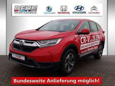 gebraucht Honda CR-V 1.5 VTEC Turbo Comfort + Anhängerkupplung