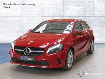 gebraucht Mercedes A180 Urban Navi LED Sitzh. PTS Radio