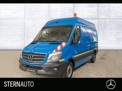 gebraucht Mercedes Sprinter 216 CDI Kasten Hochdach Standard