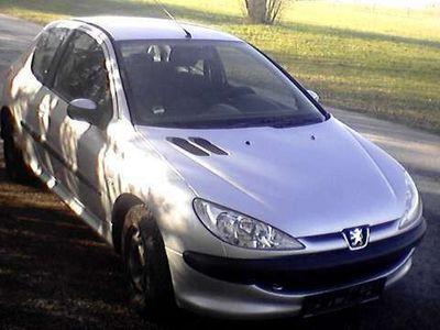 gebraucht Peugeot 206 75 Petit Filou