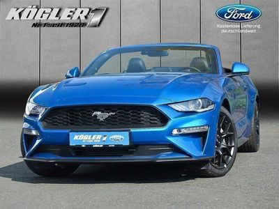 gebraucht Ford Mustang Cabrio 2.3 Aut. /dt. Modell -8%*
