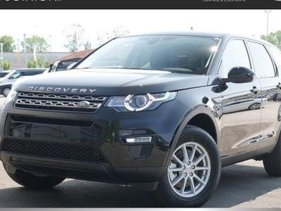 gebraucht Land Rover Discovery Sport TD4 Pure Kamera Navi Xenon PDC