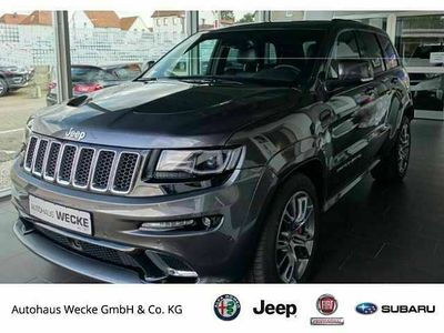 gebraucht Jeep Grand Cherokee 6.4 V8 HEMI SRT +Leder/Navi/Keyle als SUV/Geländewagen/Pickup in Stadthagen