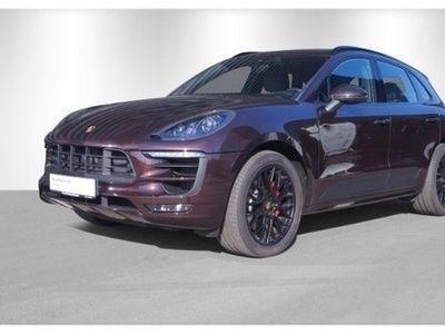 gebraucht Porsche Macan GTS Leder Navi AD Dyn. Kurvenlicht e-Sitze Rückfah