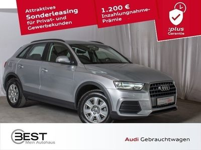 gebraucht Audi Q3 1.4 TFSI ultra Navi, Xenon, PDC, Shz, GRA, LM