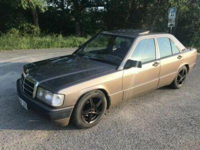 gebraucht Mercedes 190 1.8 W201 *ABS*ZV*AHK*SHD*