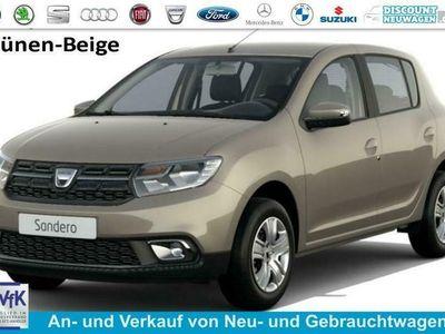 gebraucht Dacia Sandero Comfort TCe 100 LPG, Metallik, Einparkhilfe, 4x el. FH - Klima, Radio, ZV-fern..