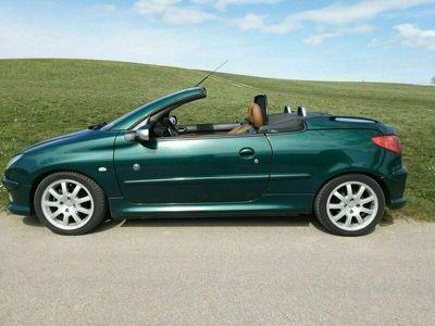gebraucht Peugeot 206 CC Cabriolet super gepflegt