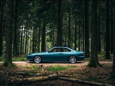 käytetty BMW 840 Ci in Topausstattung Edelstahlauspuff neu