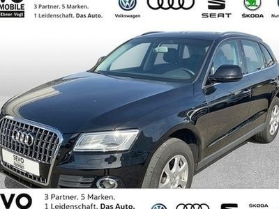 gebraucht Audi Q5 2.0 TDI Quattro NAV, XEN, KLIMA KLESS, LM, LEDER S