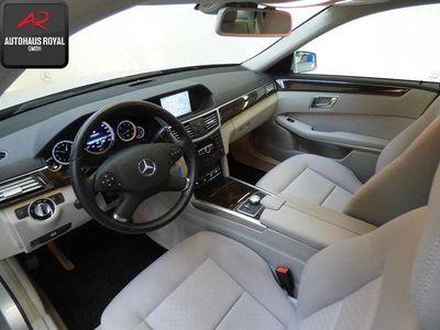 gebraucht Mercedes E300 CDI 7G NAVI COMAND,DISTRONIC PLUS,1. HAND