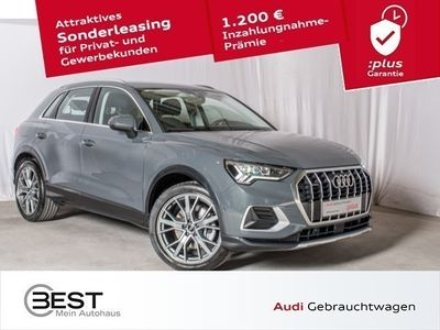 gebraucht Audi Q3 45 TFSI quattro advanced VIRTUAL, LED, ACC, Navi+, PDC, Shz, GRA, LM