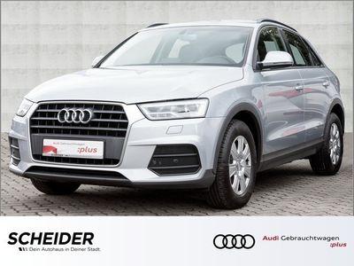 gebraucht Audi Q3 2.0 TDI ultra LED Klima Pano GRA