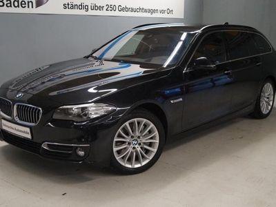 gebraucht BMW 535 d xDrive Touring Aut. Luxury Line Navi Prof.