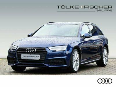 gebraucht Audi A4 Avant sport 2.0 TDI S line Leder LED Navi e-Sitze