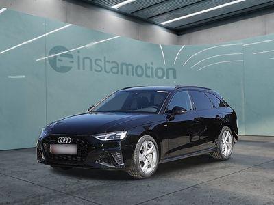 gebraucht Audi A4 A4Avant 45 TDI qu S line ACC PANO NAVI+ DAB 18 KAMERA S line