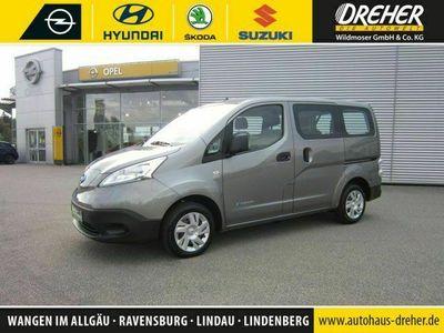 "gebraucht Nissan NV200 ""Comfort"" ELEKTRO/5-Sitzer/NAVI/1.Hand"