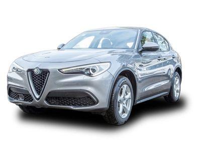 gebraucht Alfa Romeo Stelvio *SUPER*2.0 TURBO*AUT*Q4*/OHNE KM/UPE:54