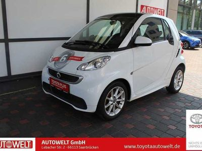 gebraucht Smart ForTwo Coupé softouch passion Klima