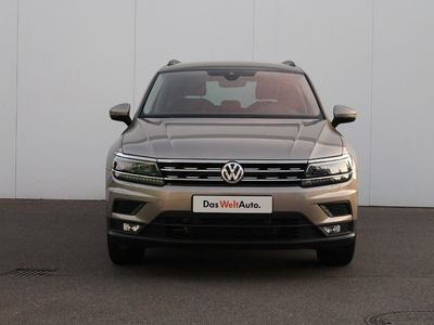gebraucht VW Tiguan 2.0 TDI DSG Comfortline HeadUp AHK LED