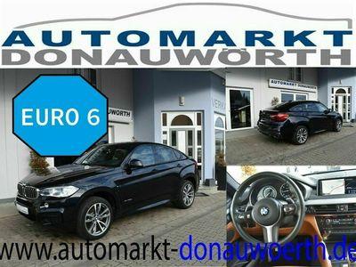 """gebraucht BMW X6 xDrive40d HUD M-Paket GSD KeylessGo 20""""LM als SUV/Geländewagen/Pickup in Donauwörth"""