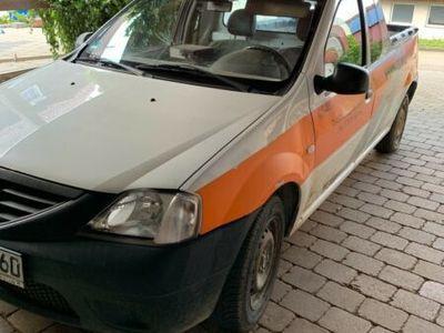 gebraucht Dacia Logan Pick-Up 1. Hand