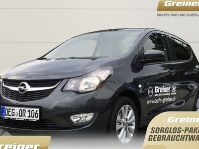 gebraucht Opel Karl 1.0 120 Jahre SHZ | PDC | LRHZ | KLIMA | BORD | USB
