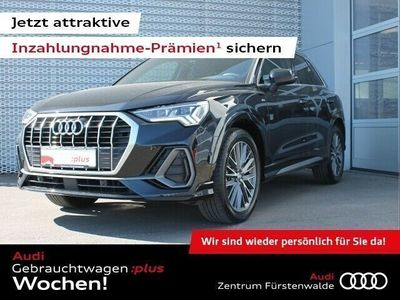 gebraucht Audi Q3 45 TFSI qu.Stronic design B&O MATRIX NAVI