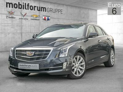 gebraucht Cadillac ATS SDN LUXURY 2.0L RWD AT-8