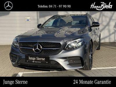 gebraucht Mercedes E53 AMG E 53 AMGT 4M AMG/Nightp/Massage/Panod/AHK/Com/Burm AM