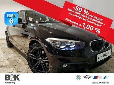 gebraucht BMW 118 i 5-Türer Klima, Tempo, Sitzh, PDC, Blueto, Alu18