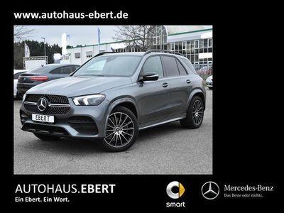 gebraucht Mercedes GLE350 d 4MATIC+AMG-Line+360°-Kamera+Memory+LED