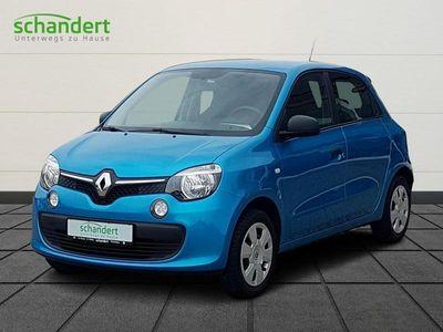 gebraucht Renault Twingo EXPRESSION 1,0 SCE Klima DAB USB uvm., Gebrauchtwagen bei Autohaus Schandert GmbH
