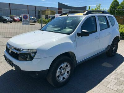 used Dacia Duster dCi 90 4x2 Klima Lkw zulassung 2-Sitzer
