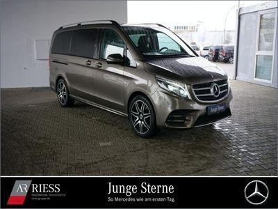 gebraucht Mercedes V220 Edition / AMG-Line / Navi / LED / Easy-Pac