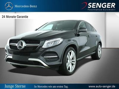 gebraucht Mercedes GLE350 d 4MATIC Coupé Park-Assist PanoSHD COMAND ILS-LED