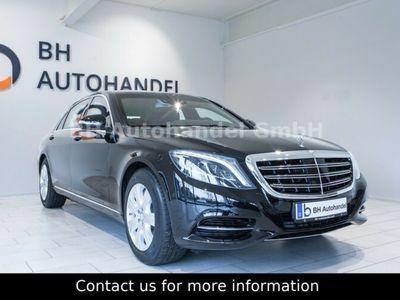 gebraucht Mercedes S600L Guard B7 VR10