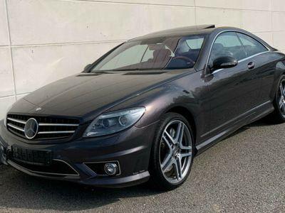 gebraucht Mercedes CL65 AMG AMG *DEUTSCHES FZG**UNFALLFREI**2.HAND**
